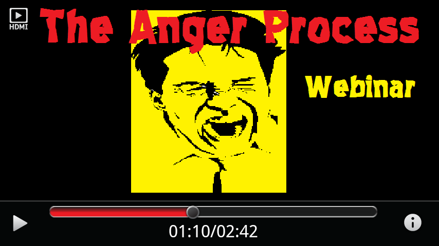 The Anger Process - Video Webinar On-Demand